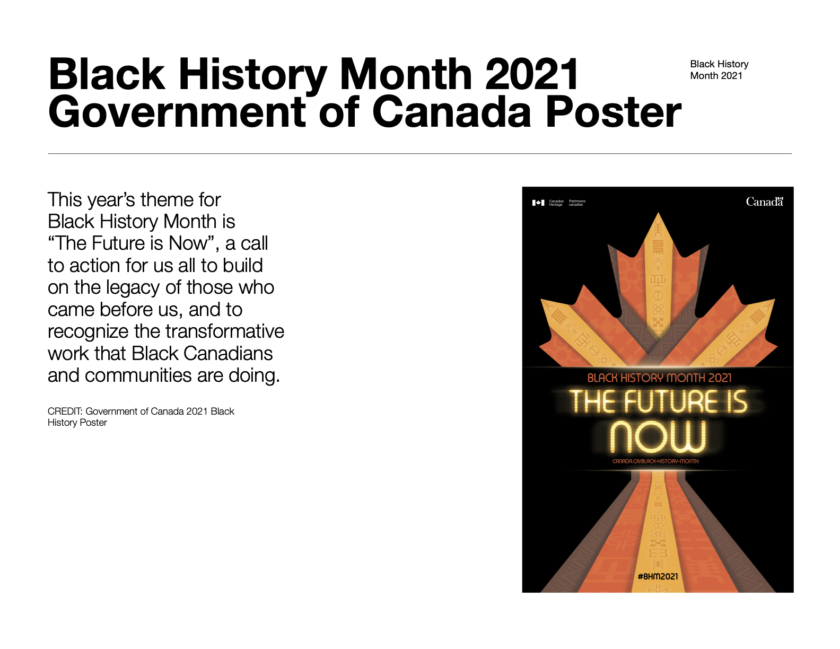 BHM-Government of Canada Poster 2021